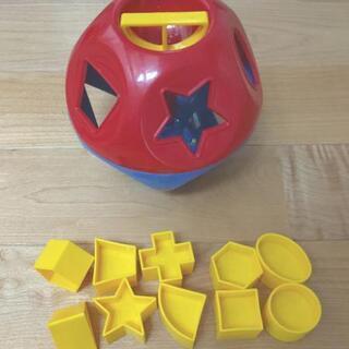 型はめパズル  知育玩具