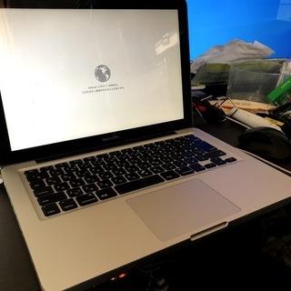 【歳末セール】Core i7搭載macbook Pro!SSD搭載!