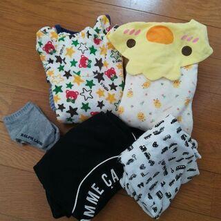 新生児、乳児服5点セット