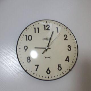(全品値引き中) (ジャンク)スリーコインズ 壁掛け時計