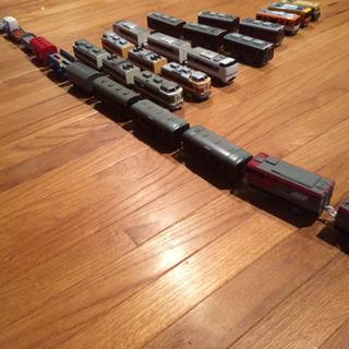 トミカ•プラレール在来線5種類とオマケ車両