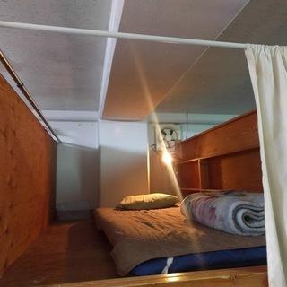 【新宿神楽坂】女子部屋有。1ヶ月のみも可。初月家賃半額!