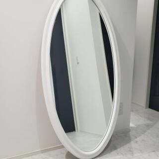 ロココ調 鏡 姿鏡