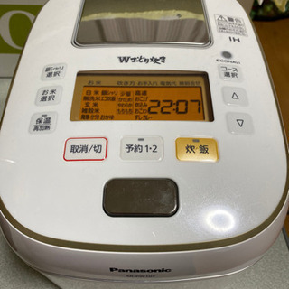 炊飯器 Panasonic