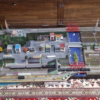 鉄道模型 Nゲージ ジオラマ