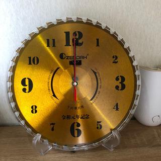 置き時計になります。