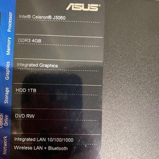 ASUS K20CE-J3060 デスクトップパソコン