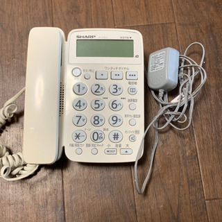 SHARP電話機