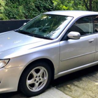 レガシィB4マニュアル車