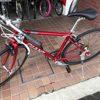 GIANTジャイアントクロスバイク700c アルミフレーム 3×...