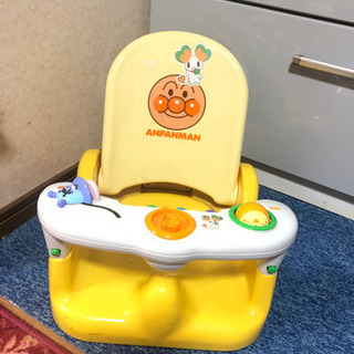【アンパンマン】お風呂チェア★お風呂椅子