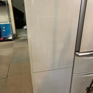 SHARP プラズマクラスター冷蔵庫 2018年製 SJ-PD27D