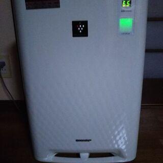 取引中!加湿器式空気清浄器