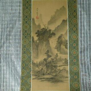 *中国絵画アンティーク*山水*