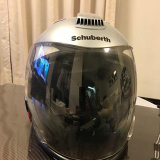 シューベルト ドイツ製バイク用ヘルメット