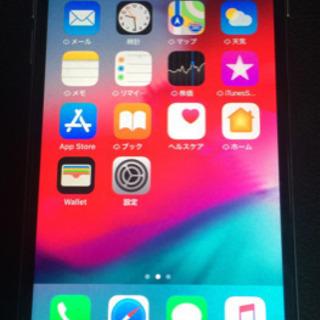 iphone6 au128GB