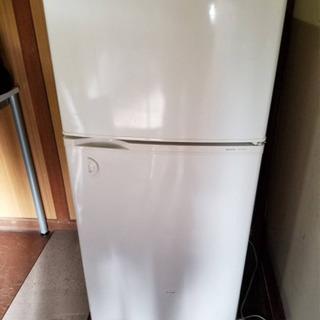 【正常稼働】109L 冷蔵庫の画像