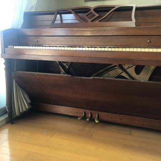 ピアノ差し上げます (アンティーク、ビンテージ)