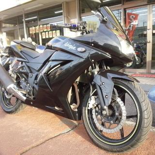 NO.3038 Ninja250R(ニンジャ250R) 水冷4サ...