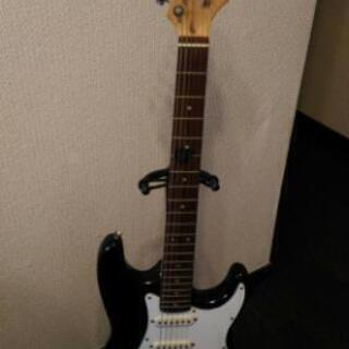 ギター ソフトケースとスタンド付