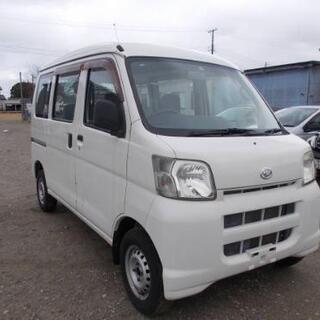 新潟◆平成19年◆実走行26100キロ◆ハイゼットカーゴ 4WD...