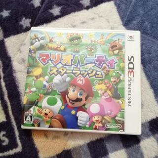 3DS マリオパーティ スターラッシュ