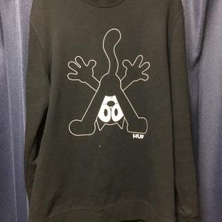 HUF✖️FELIX【ハフ✖️フィリックス】コラボスウェットシャツ