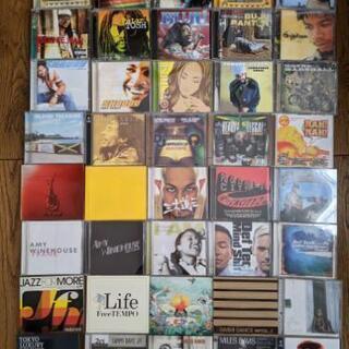 CD売ります(Reggae、R&B、JAZZ、House.)