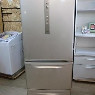 Panasonic 3ドア 冷凍冷蔵庫 NR-C37EM 201...