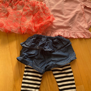 女の子洋服