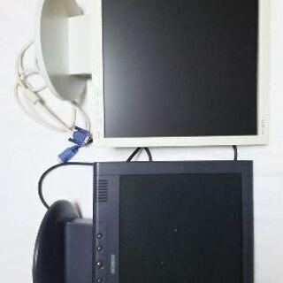 デスクトップパソコン 液晶モニター
