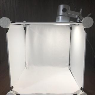 【特別値下げ】自宅がスタジオに!接写用撮影ボックス