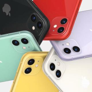 iPhone11 ホワイト シムフリー 128GB 新品