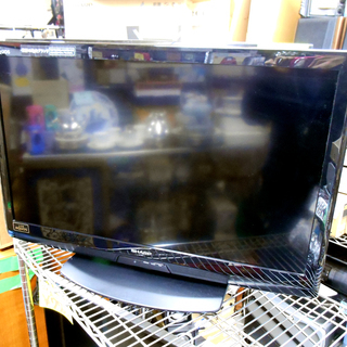シャープ 32型液晶テレビ 2011年製 LC-32V5 テレビ...