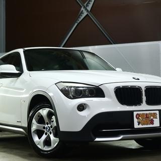 【車検2年付】  BMW X1 sドライブ 18i 17inアル...