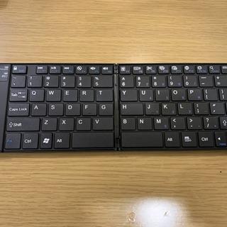 【商談中】iBUFFALO「Bluetoothキーボード BSK...