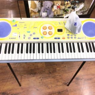 カシオ キーボード LK-38 ピアノ