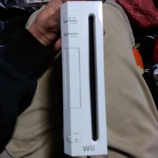 Wii本体 動作確認済み