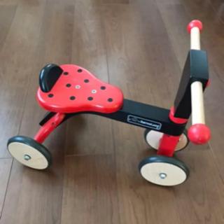 【ボーネルンド 】室内用三輪車