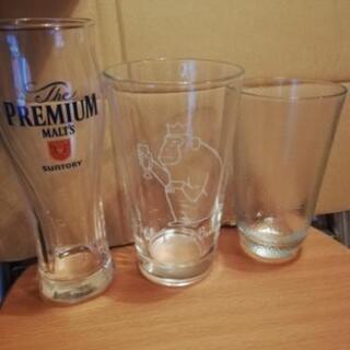 ◆ビールグラス3個セット◆