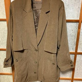 婦人服⑦日本製コート