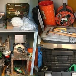 設備屋さんの工具を全部合わせて3000円でお譲りします