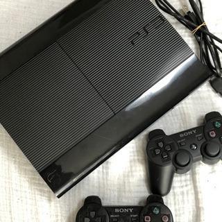 終了:PlayStation3 500GB (CECH4300C)