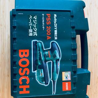 ボッシュ BOSCH オービタルサンダー PSS200A
