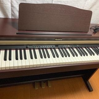 【値下げしました】電子ピアノ Roland HP-2D-NH