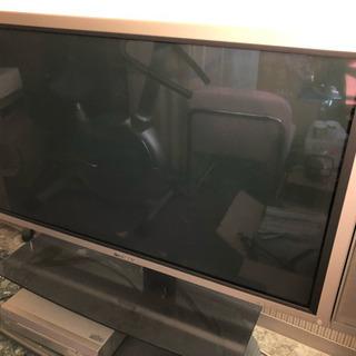 テレビ 50インチ (ジャンク品)