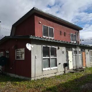 遠軽町西町テナント事務所、資材置き場、駐車場、空き地約100坪