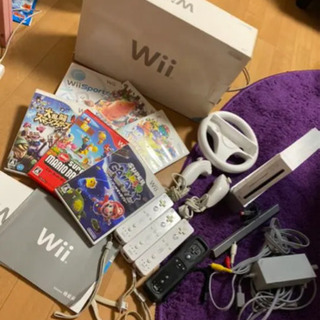 wii♡ソフト6本超お得セット