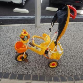 くまのプーさん 三輪車