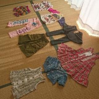 子供服  95~100  グラグラ  ラブレボ  など新品3着あり